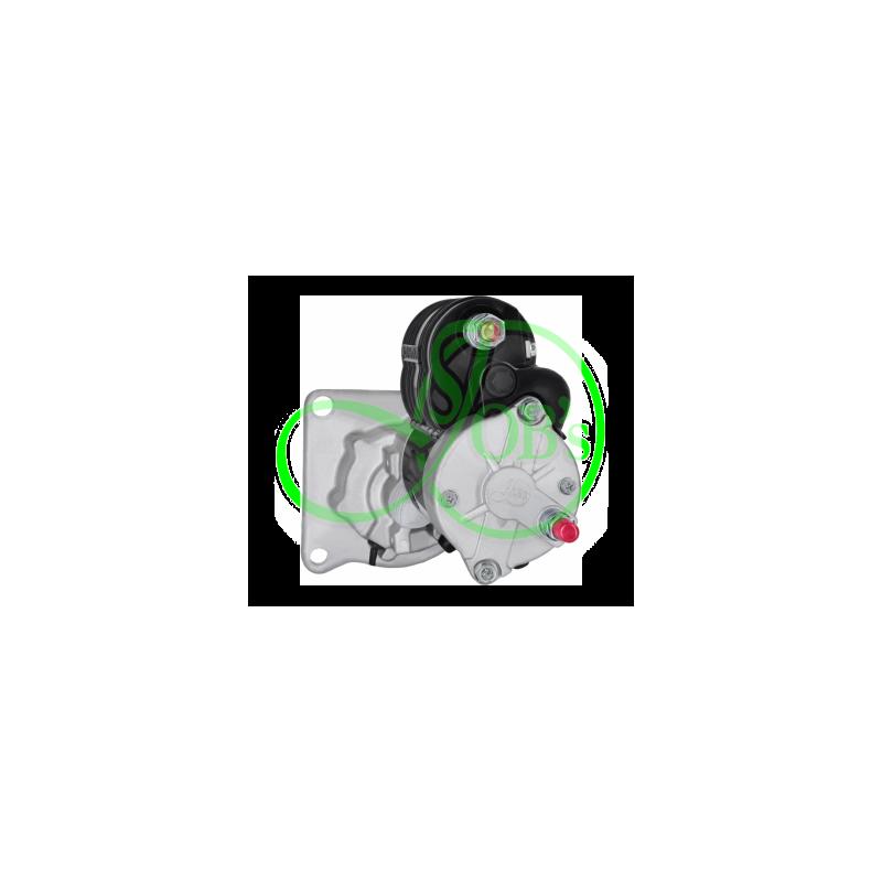 Electromotor New Holland  123708131 , D2NN11000B , 82980885 Jubana - 1