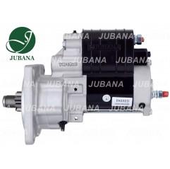 Electromotor Case, JCB, Landini, Massey Ferguson  123708525 Jubana - 1