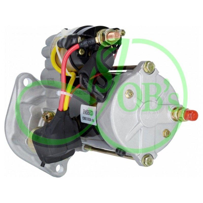 Electromotor Case, 123708513 , 706022A1  - 1