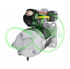 Electromotor John Deere, Claas, Renault  123708302 , RE503226 Jubana - 4