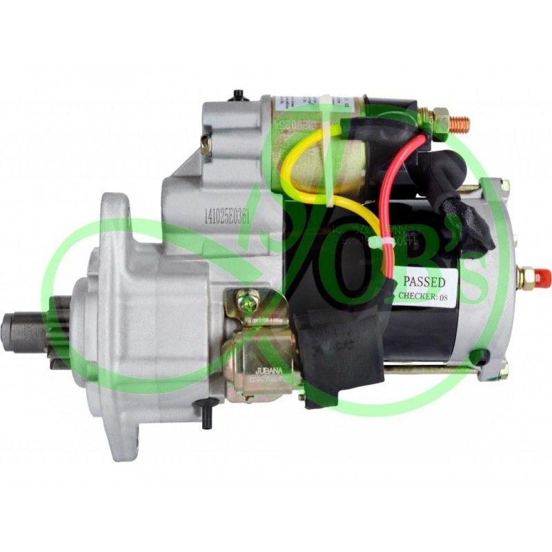 Electromotor PERKINS  123708166 Jubana - 1