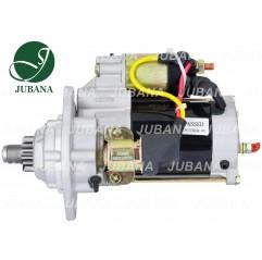 Electromotor MASSEY FERGUSON 123708550 , 1618050M3 Jubana - 2