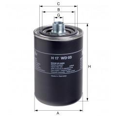 FILTRU HIDRAULIC JCB Hengst Filter - 1