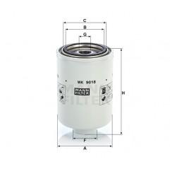 FILTRU MOTORINA CASE WK9018X CS280, CX290 Mann Filter - 1