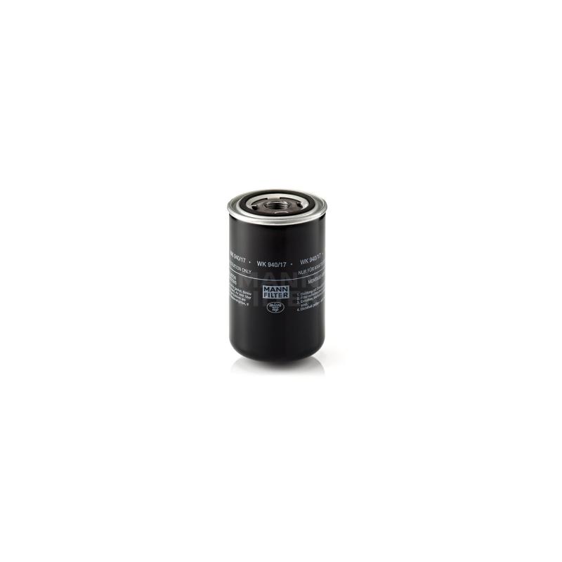 FILTRU MOTORINA Mann Filter - 1