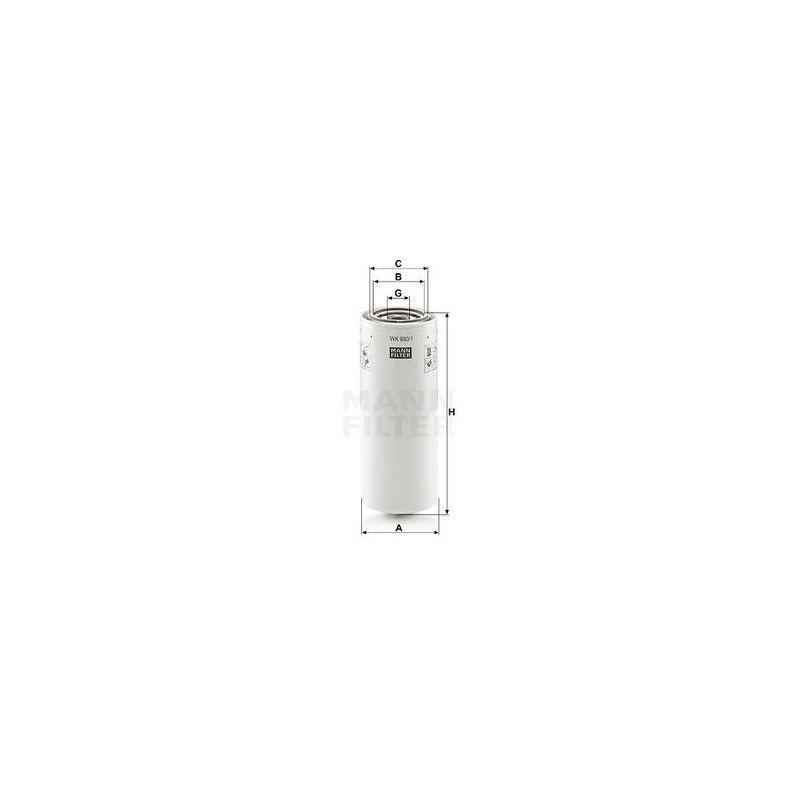 Filtru Combustibil Caterpillar Wix Filter - 1