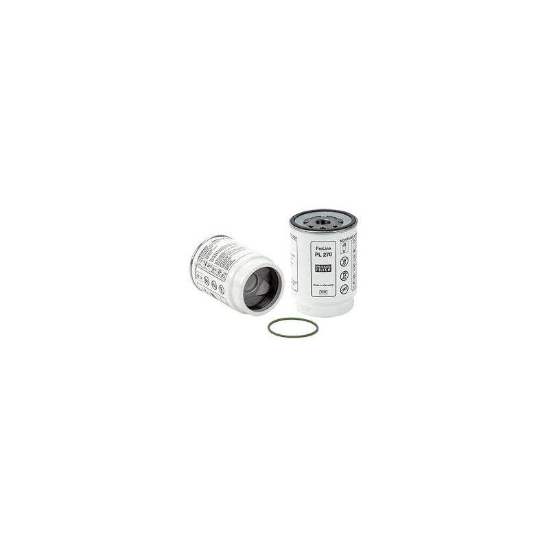 Filtru Combustibil 40040300022, PP9672, FS19907, H304WK, PL270x, 95149E Wix Filter - 1