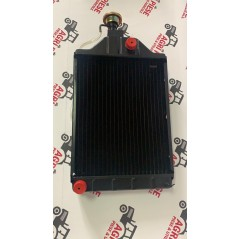 Radiator Massey Ferguson 1669648M94, 1669648M95, 1669649M92, 1669650A94, 1669650A94A Morel - 1