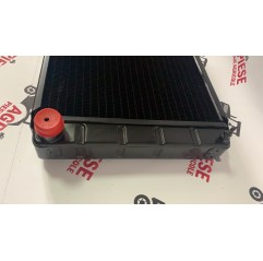 Radiator Massey Ferguson 1669648M94, 1669648M95, 1669649M92, 1669650A94, 1669650A94A Morel - 3
