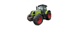 Claas Ares 815