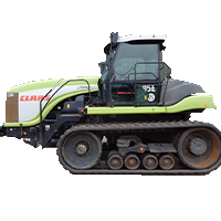 Claas Challenger 65