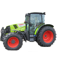 Claas Arion 640