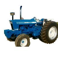 New Holland 7600