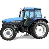 New Holland TM150